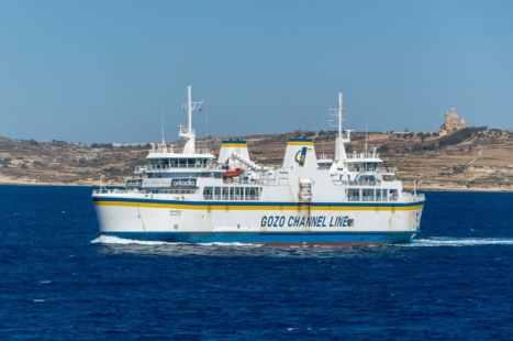 Gozo ferry line
